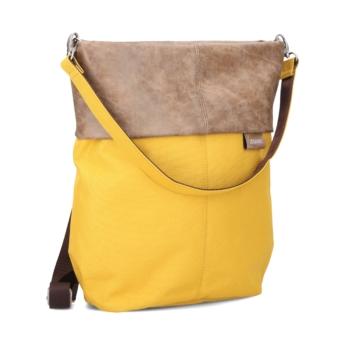 Zwei-bags Olli OR12 táska, szín: yellow