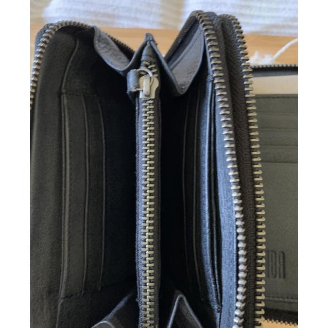 Biba Soft Mousse SFM3L pénztárca szín: negro