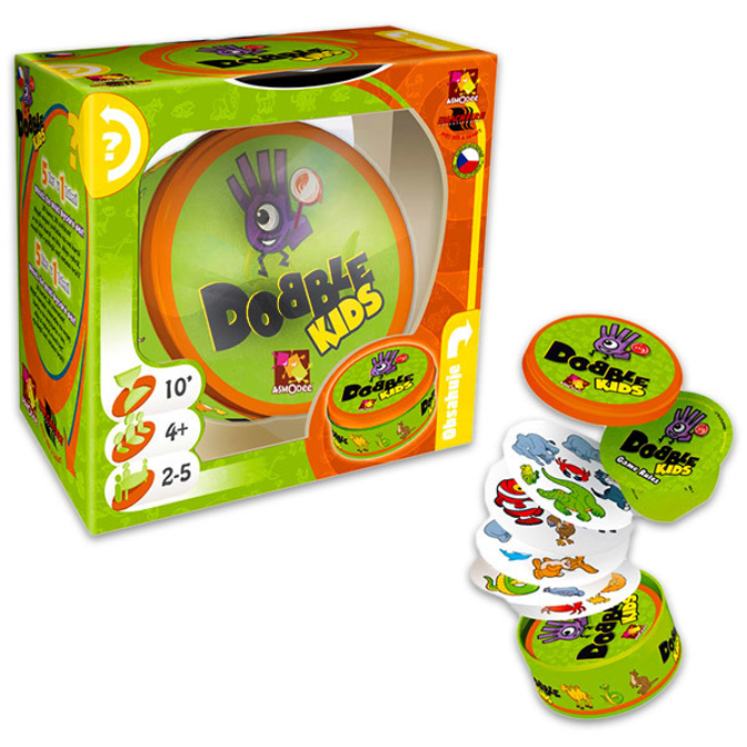 Dobble Kids kártyajáték
