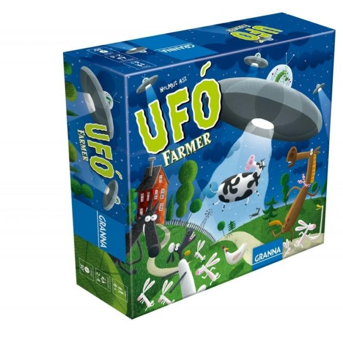 Ufo farmer társasjáték
