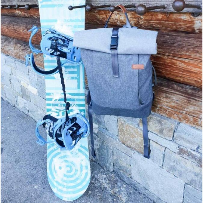 Zwei-bags Benno 250 hátitáska, szín: stone