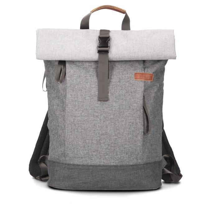 Zwei-bags Benno 250 hátitáska, szín: stone, szürke