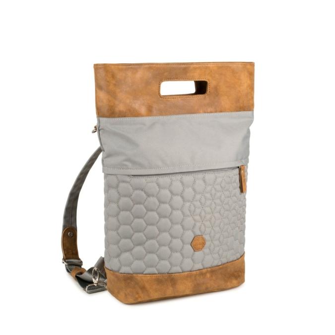 Zwei-bags FE16 2in1 hati- és oldaltáska, szín: grey