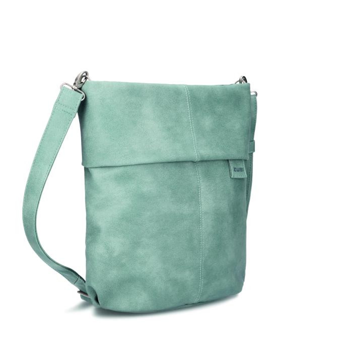 Zwei-bags Mademoiselle M. M12 oldaltáska, szín: ocean