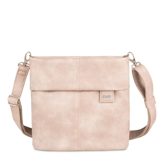 Zwei-bags Mademoiselle M. M8 oldaltáska, szín: creme
