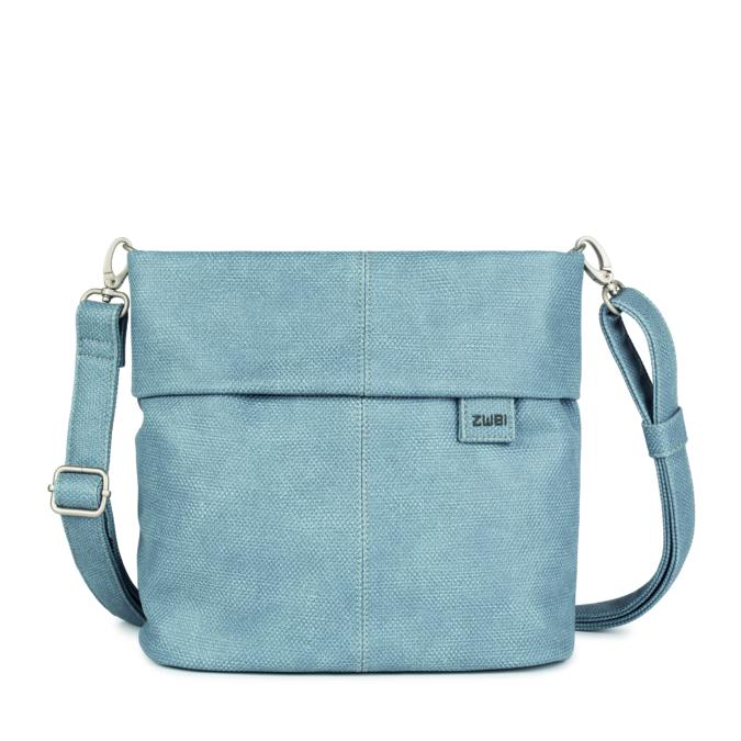 Zwei-bags Mademoiselle M. M8 oldaltáska, szín: canvas-blue