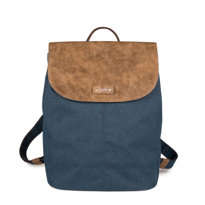 Zwei-bags Olli 13 hátitáska, szín: blue