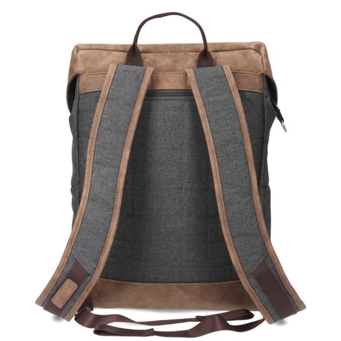 Zwei-bags Olli 14 hátitáska, szín: graphit