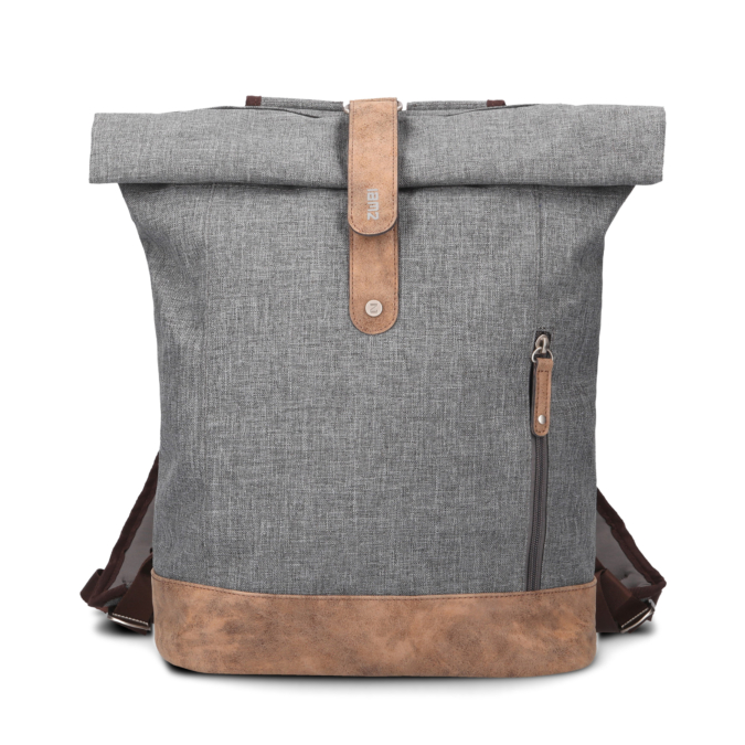 Zwei-bags Olli 24 hátitáska, szín: stone, szürke
