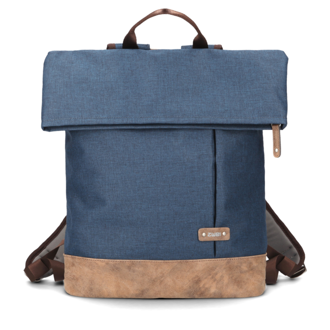 Zwei-bags Olli 25 hátitáska, szín: blue