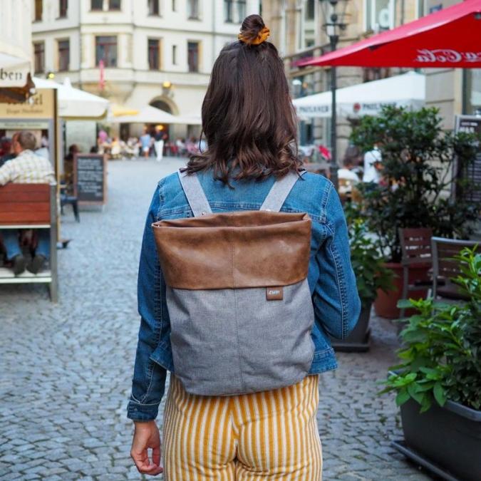 Zwei-bags Olli OR12 táska, szín: ice
