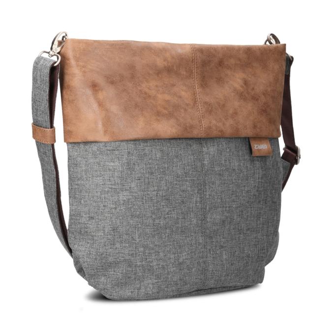 Zwei-bags Olli T12 táska, szín: stone