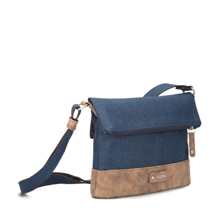 Zwei-bags Olli T6 táska, szín: blue, kék