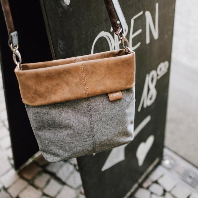 Zwei-bags Olli T8 táska, szín: stone