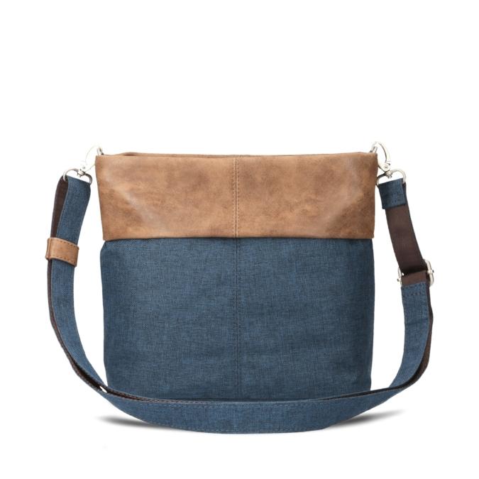 Zwei-bags Olli T8 táska, szín: blue