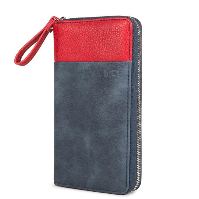 Zwei-bags Eva EV2 pénztárca, szín: blue