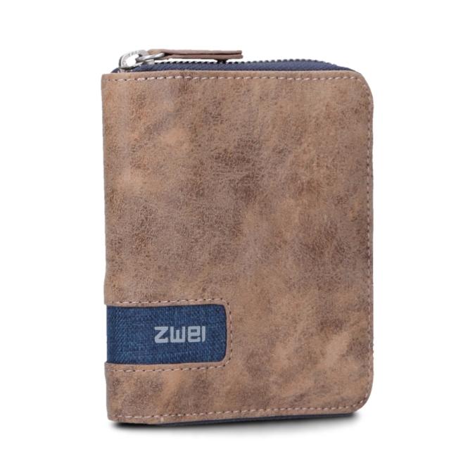 zwei-bags OW1 pénztárca, szín: blue – kék