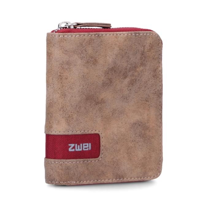 zwei-bags OW1 pénztárca, szín: red