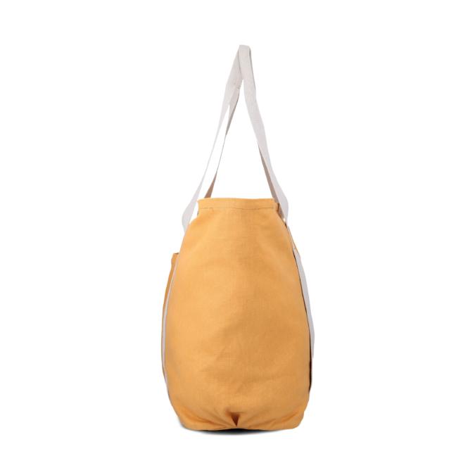 zwei-bags yoga 500 oldaltáska, szín: yellow