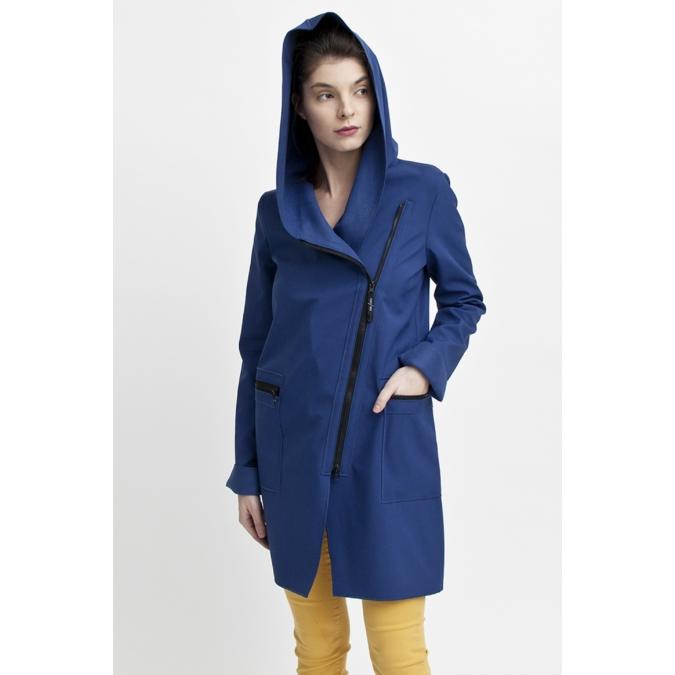 ille/olla FIODA kabát, szín: búzakék