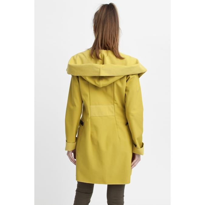 ille/olla FIODA kabát, szín: mustárságra