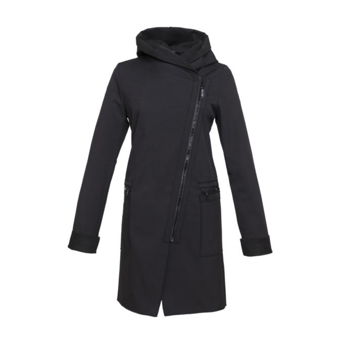 ille/olla FIODA kabát, szín: fekete