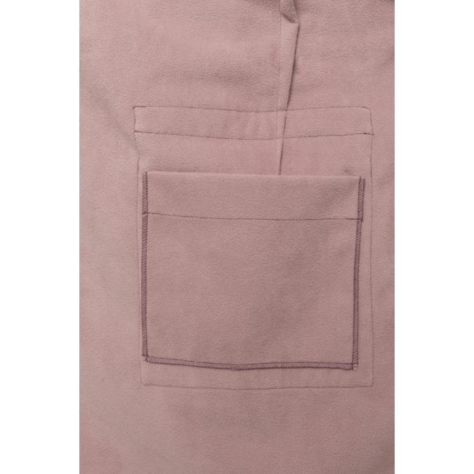 ille/olla FIODA BIKE kabát, szín: mályvarózsaszín