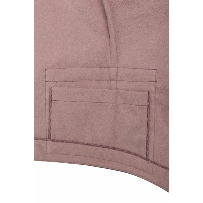 ille/olla FIODELLA BIKE kabát, szín: mályvarózsaszín