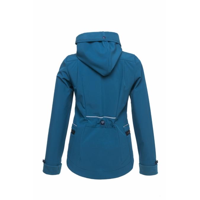 ille/olla FIODELLA BIKE kabát, szín: türkiz