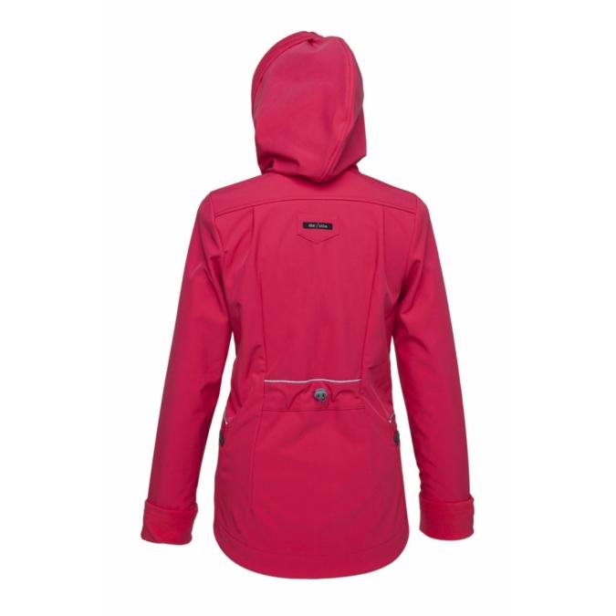 ille/olla FIODELLA BIKE kabát, szín: pink
