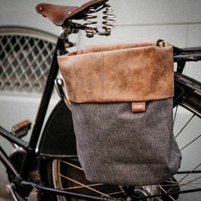Zwei Olli Cycle OC12 biciklis táska, szín: stone
