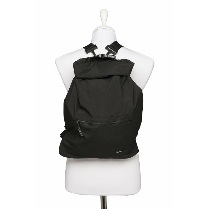 ille-olla TIM-TOM többfunkciós táska, szín: fekete*