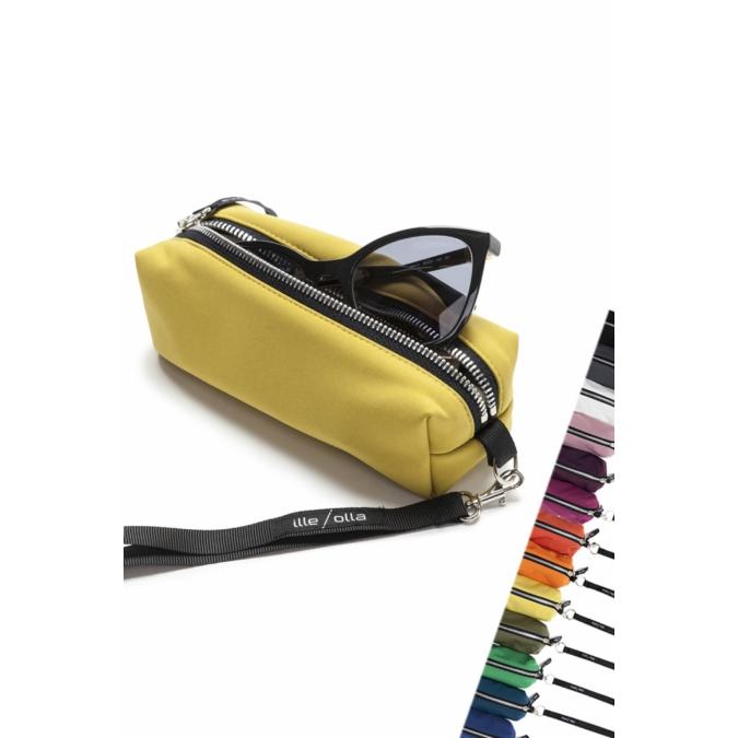 ille/olla ZSUZSO neszesszer, szín: mustársárga